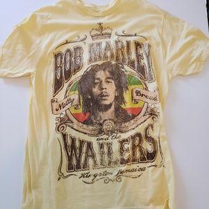 New Bob Marley and the Wailers T-Shirt